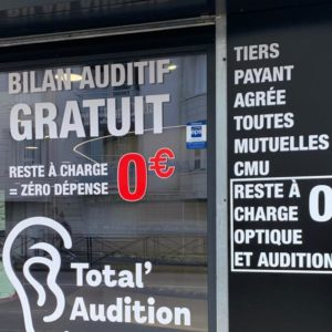 Villiers Le Bel audioprothésiste Total Audition