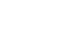 logo total' audition DR Blanc